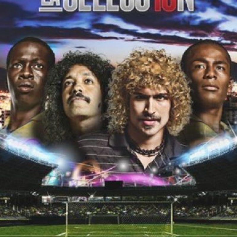 """""""La Selección"""" – Primera y segunda temporada disponibles a partir del 15 de julio. Foto:Caracol Televisión"""