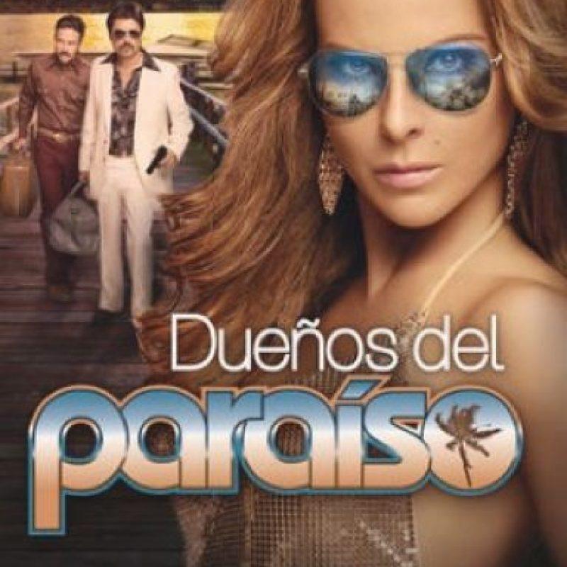 """""""Dueños del paraíso"""" – Disponible a partir del 15 de julio. Foto:Telemundo Televisión Studios"""