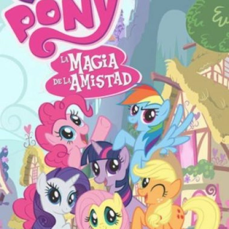 """My little pony: La magia de la amistad"" – Cuarta temporada disponible a partir del 1 de julio. Foto: Hub Network"