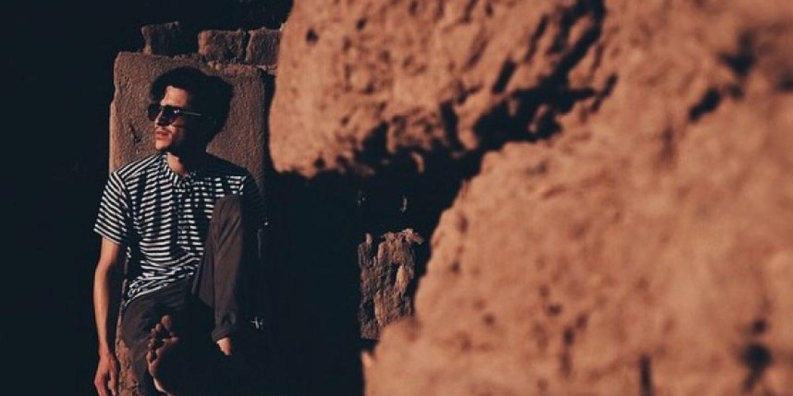 Diego es hijo del cantante Beto Cuevas y la modelo Estela Mora. Foto:vía instagram.com/diegocuevascasale