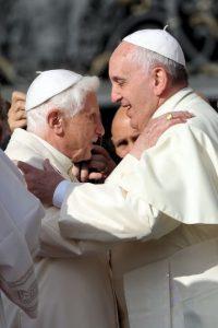 En una misa por las personas mayores Foto:Getty Images