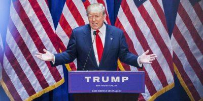 """En el comunicado, el multimillonario catalogó a la televisora como """"débil y tonta"""" al haber tomado dicha postura. Foto:Getty Images"""