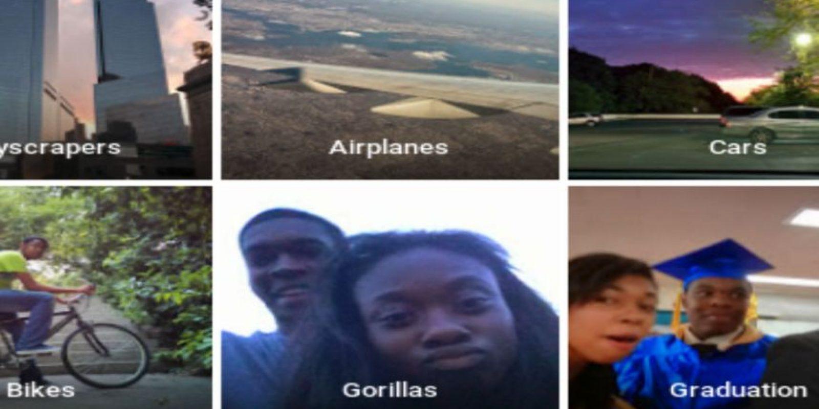Google Photos comparó a una mujer negra con un gorila y causó polémica en Twitter Foto:twitter.com/jackyalcine/
