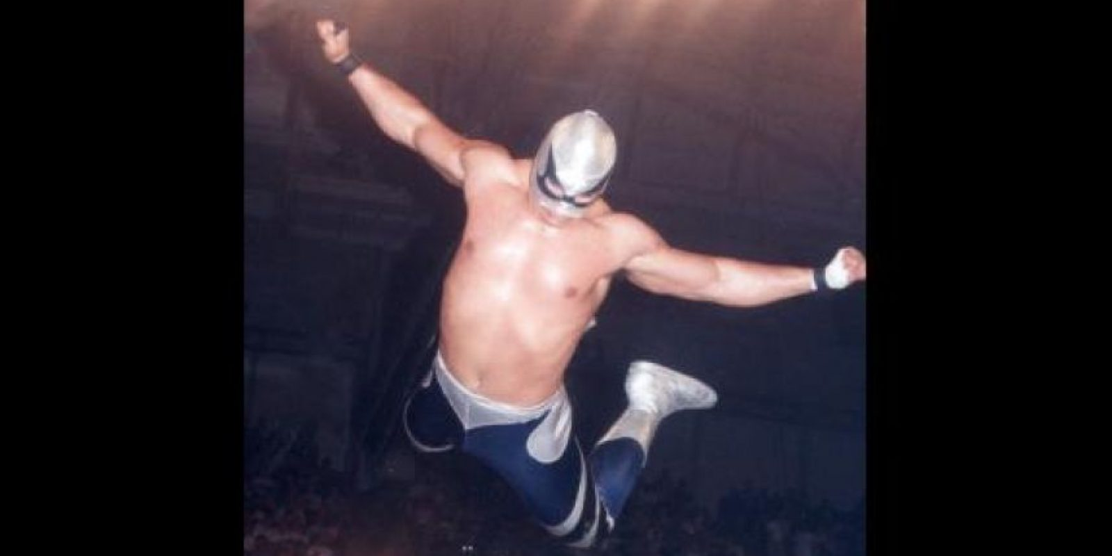 Lizmark Jr. Foto:WWE