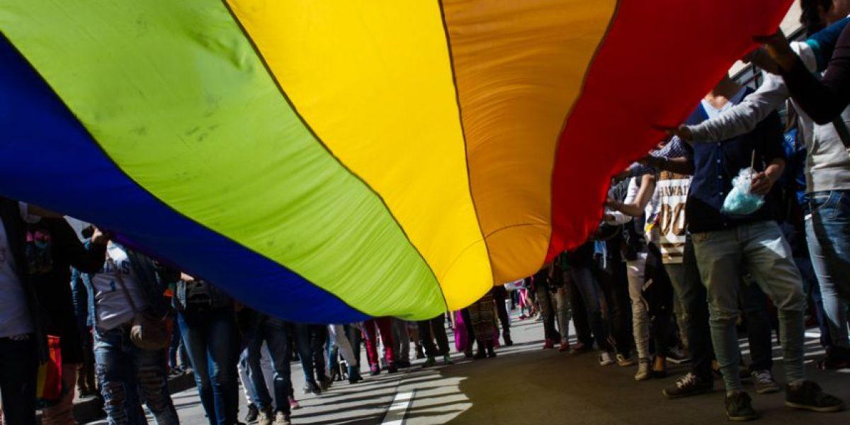 La marcha del Orgullo Gay en imágenes