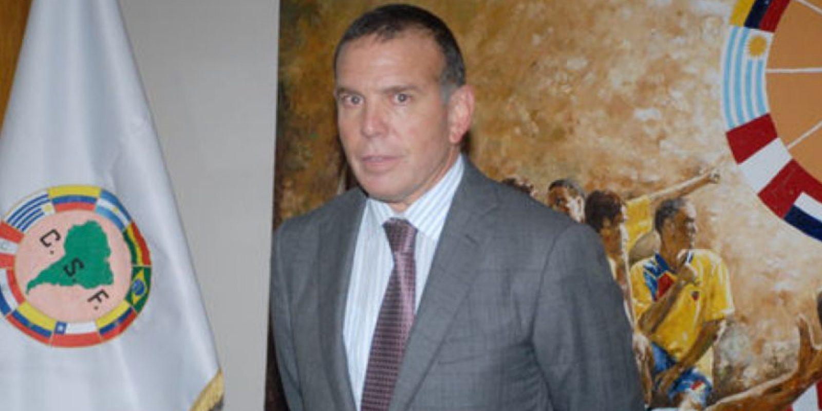 Juan Ángel Napout Foto:Getty Images