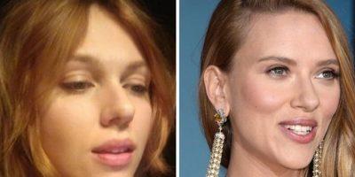A Scarlett Johansson. Foto:vía Reddit