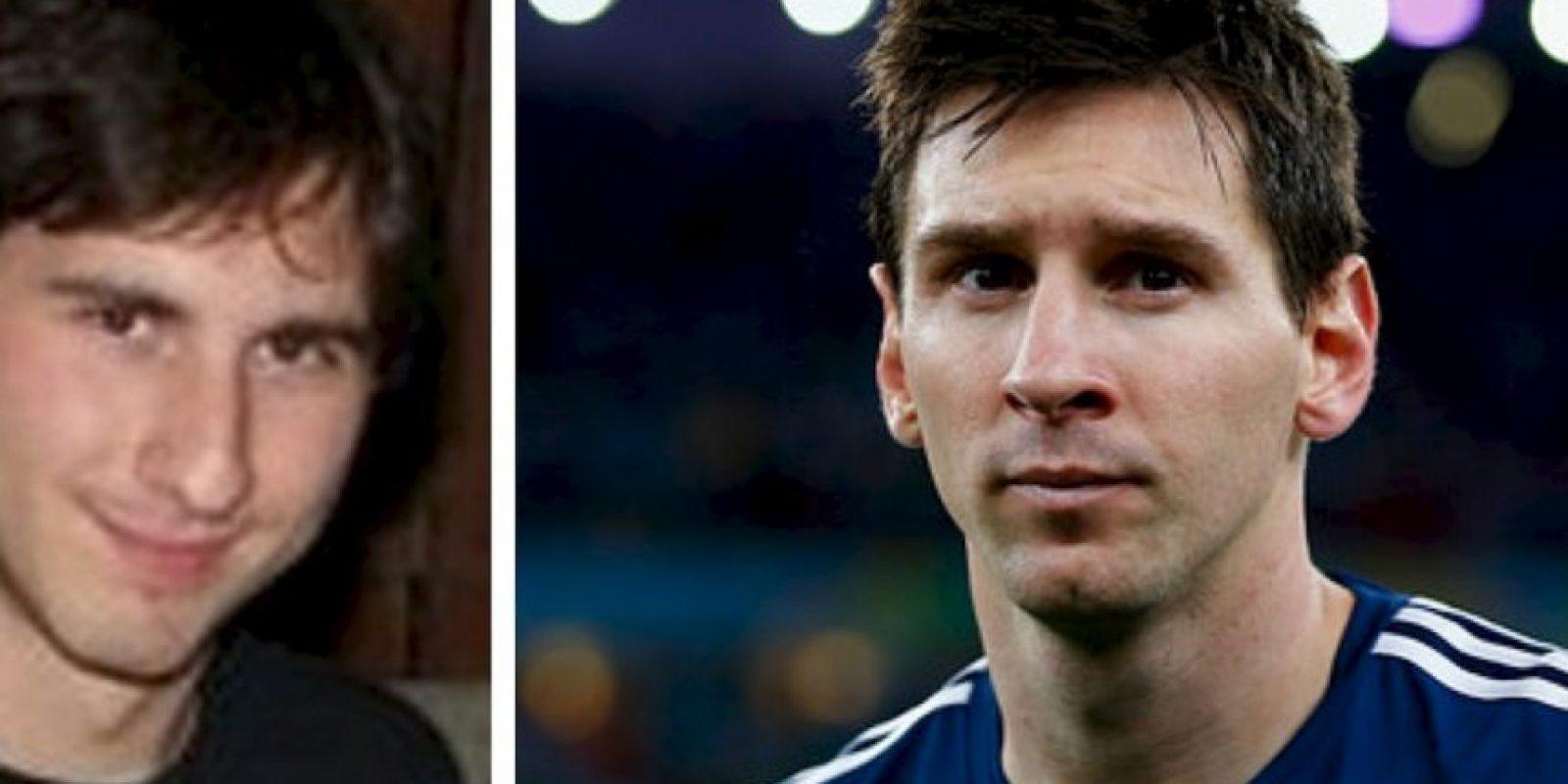 A Lionel Messi. Foto:vía Reddit