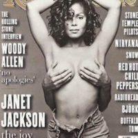 3. Janet Jackson. Foto:vía Rolling Stone
