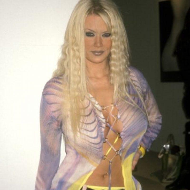 En los años 90 se cotizó como una de las más grandes estrellas del porno. Foto:vía Getty Images