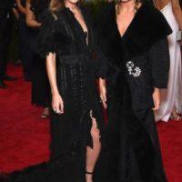 Y siempre visten de negro. Foto:vía Getty Images