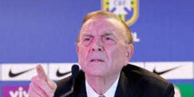Expresidente de la Confderación Brasileña de Fútbol, también era uno de los hombres fuertes de la Conmebol que también se encuentra acusado de corrupción por el escándalo de la FIFA Foto:Getty Images
