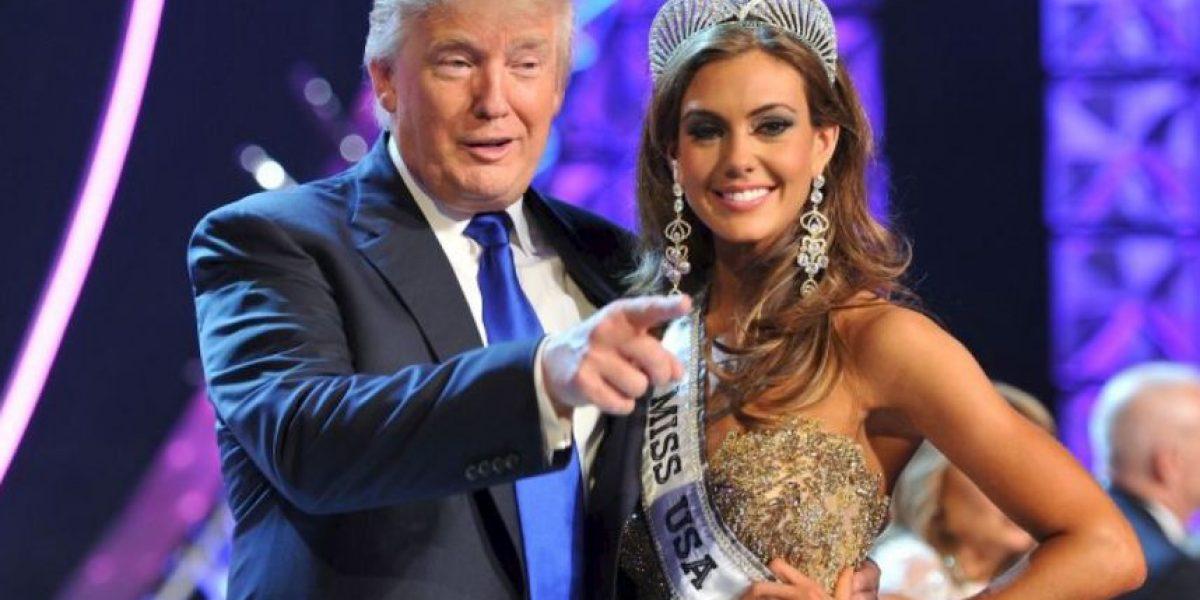 Miss México no irá a Miss Universo por comentarios racistas de Donald Trump