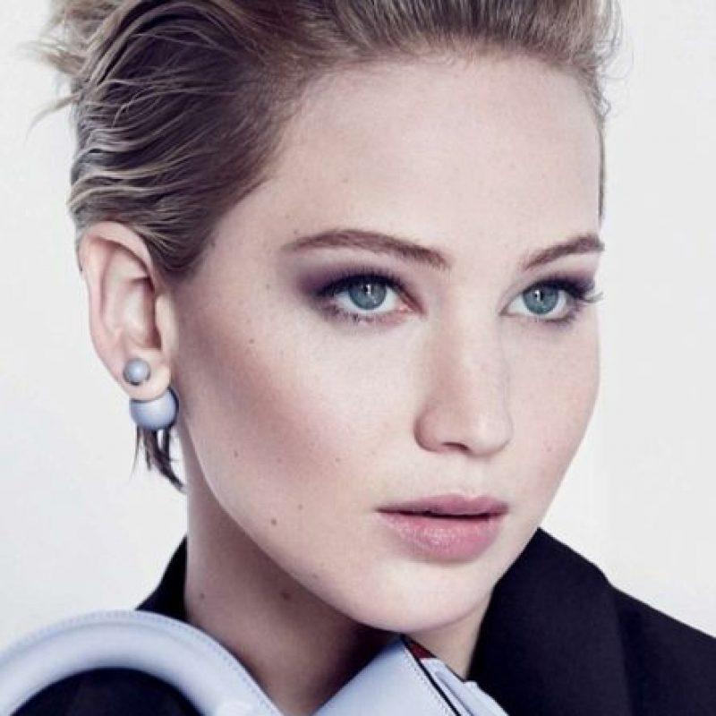 Jennifer Lawrence es imagen de Dior. Foto:vía Getty Images