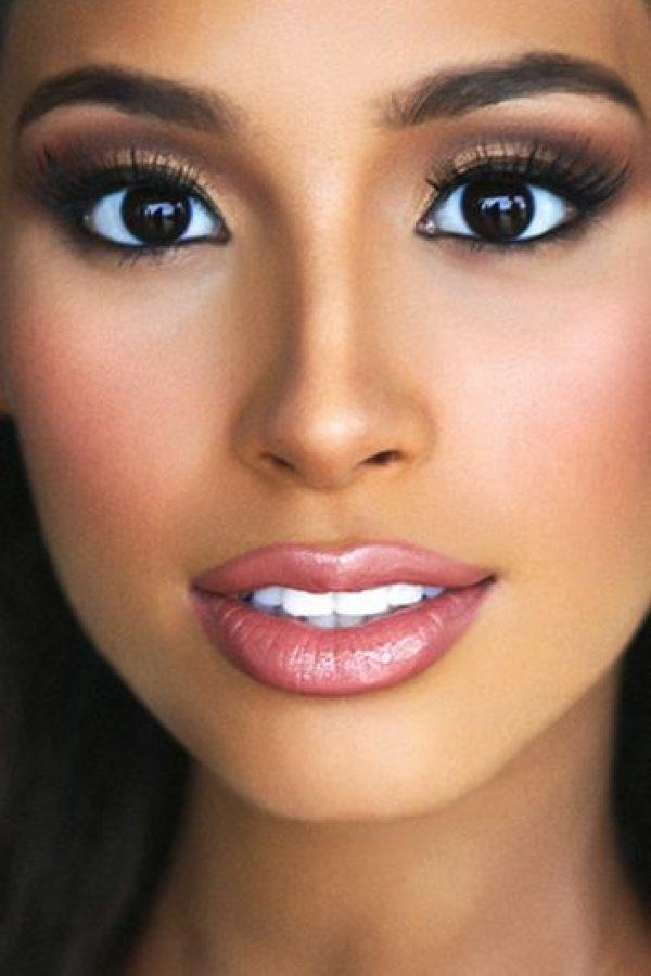 Anea Garcia- Miss Rhode Island Foto:Vía missuniverse.com