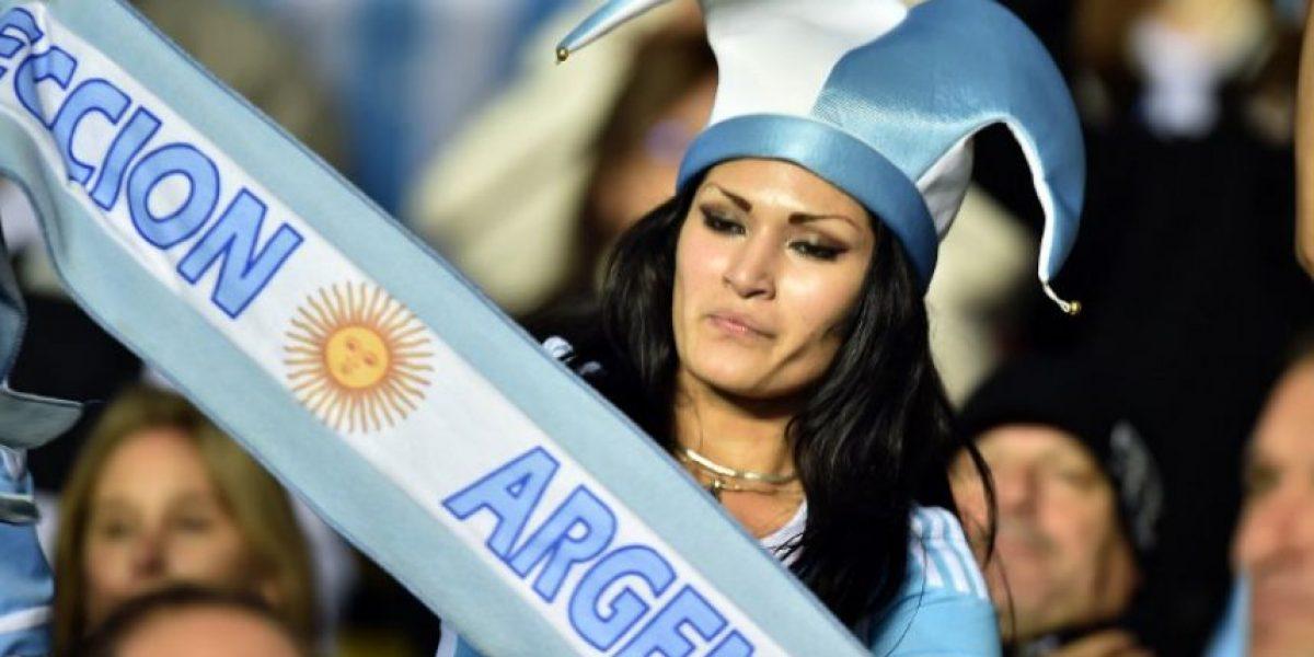 Las aficionadas más guapas de la semifinal entre Argentina vs. Paraguay