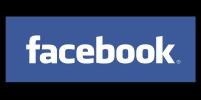 Antes: Logo con tipografía Foto:Facebook
