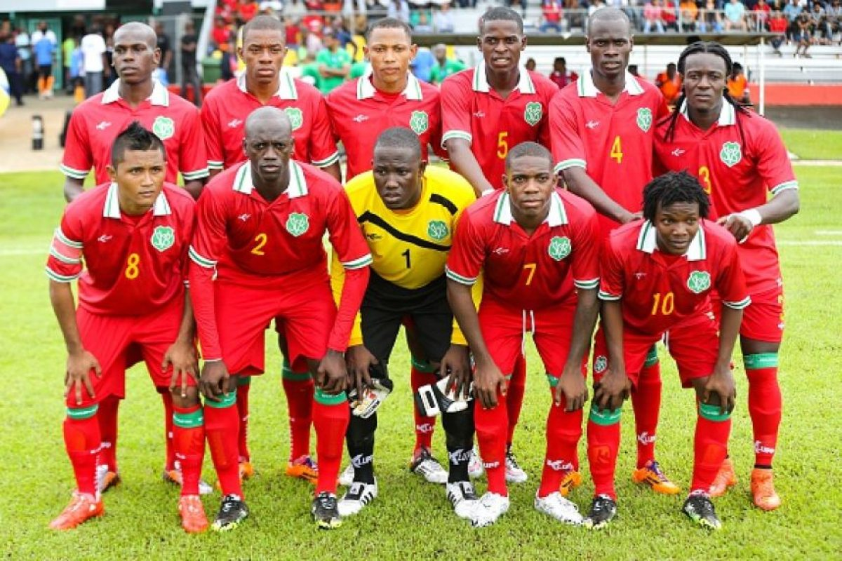 Los 10 países clasificados se unirán a la tercera ronda donde entran Jamaica y Haití y se jugarán series a ida y vuelta. Foto:Getty Images