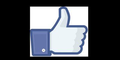"""Y no podía faltar el popular ícono de """"like"""" Foto:Facebook"""