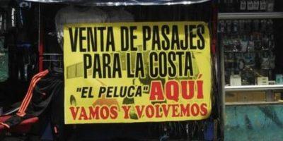 Vacaciones 'a la colombiana'