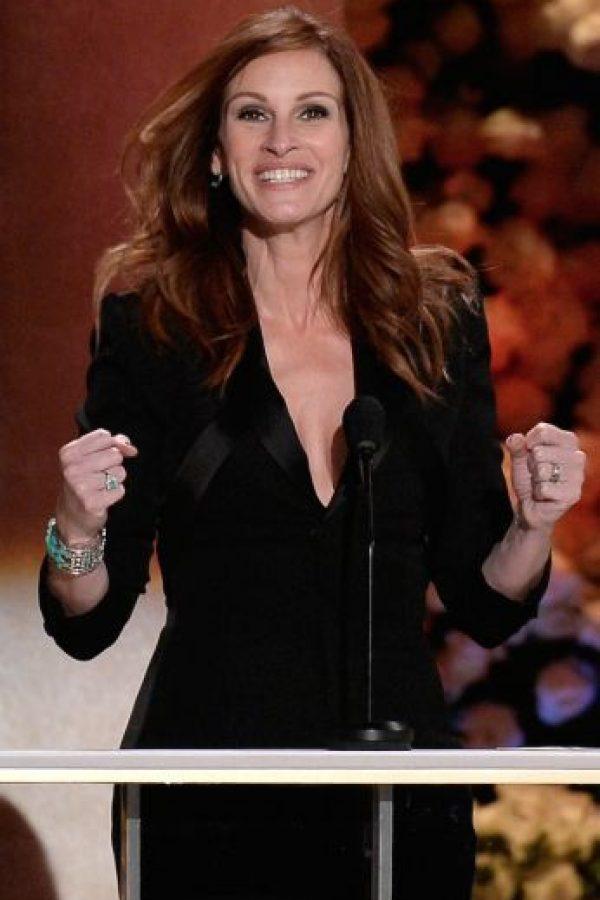 """Julia Roberts interpretará a """"Jess"""", una agente que acompaña a """"Ray"""" en su búsqueda. Foto:Getty Images"""