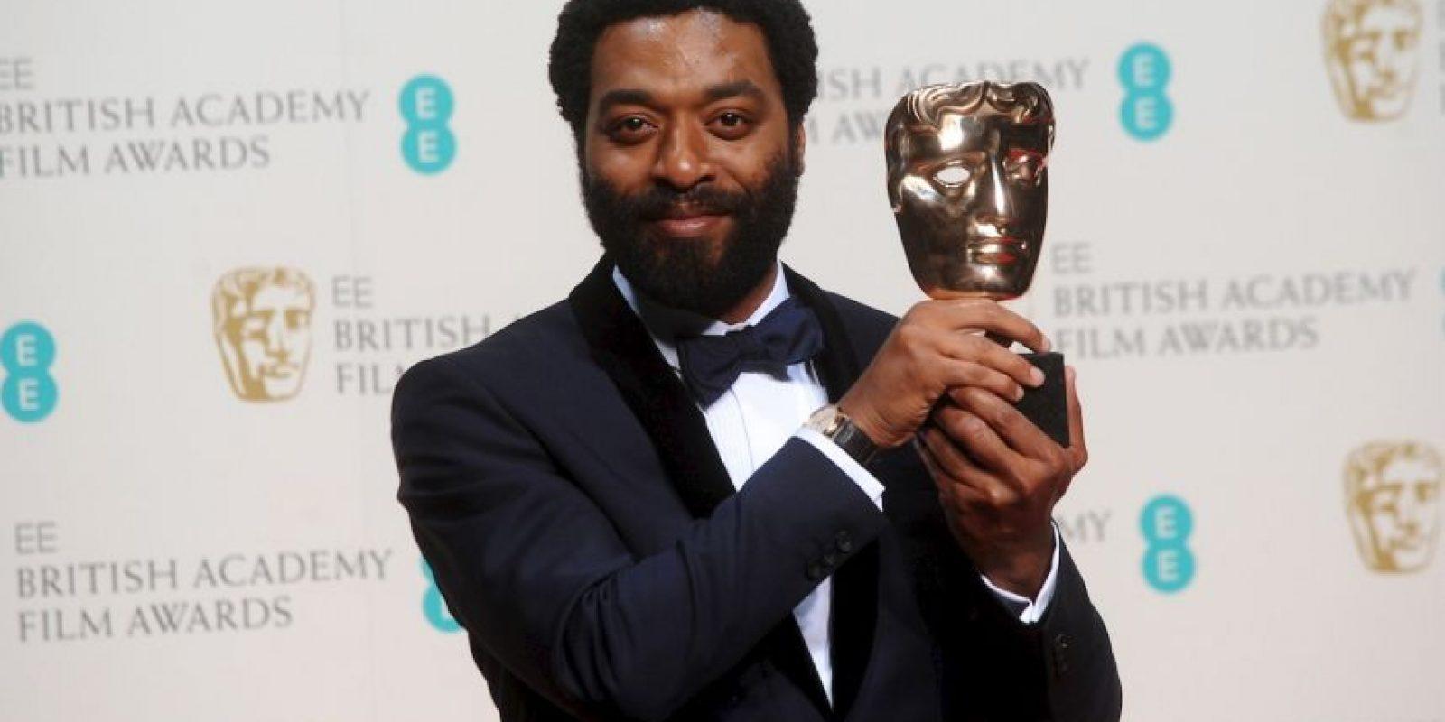 """Chiwetel Ejiofor, de la película """"12 Años de Esclavitud"""", interpretará a """"Ray"""" Foto:Getty Images"""