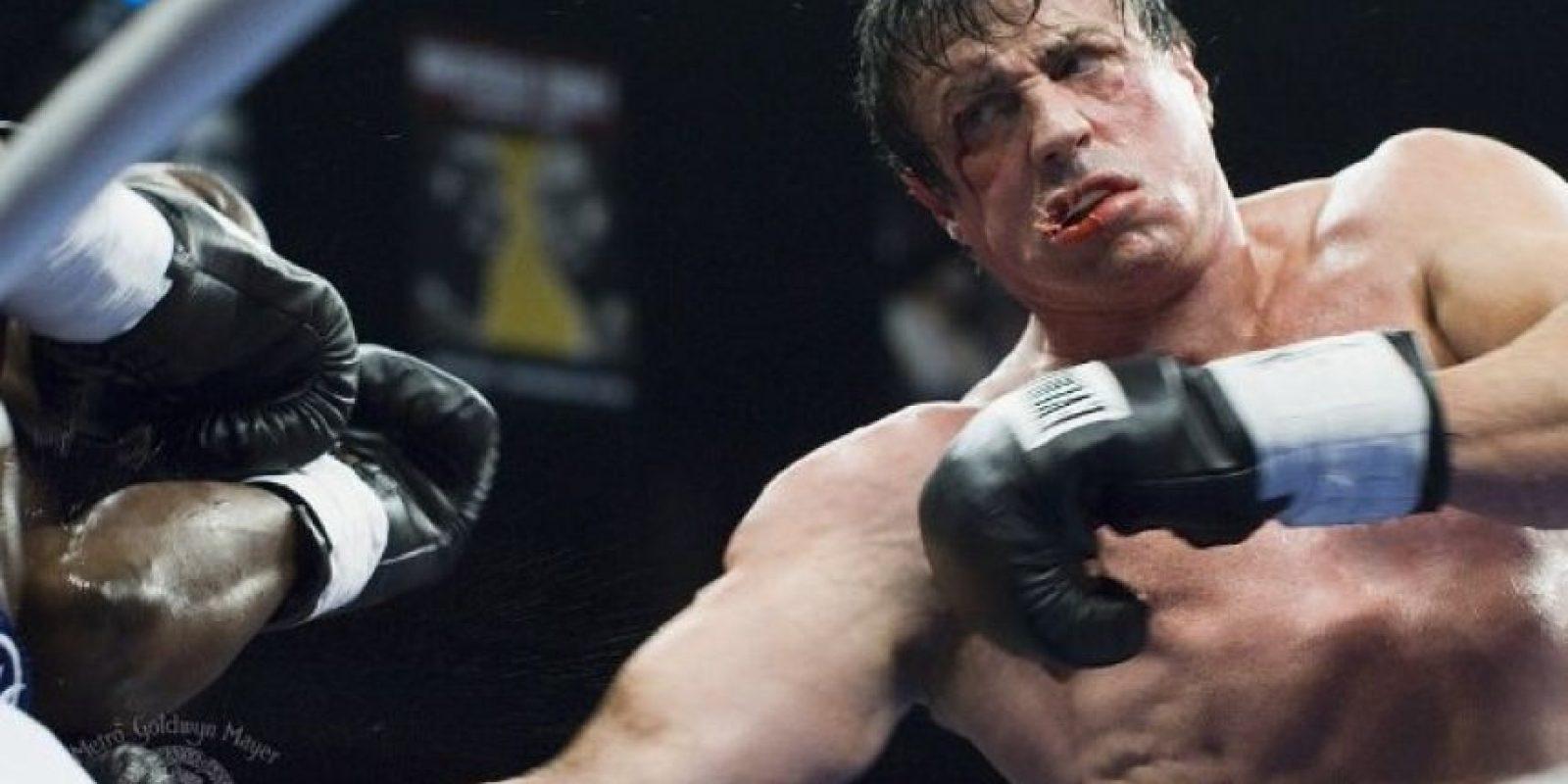 "Michael B. Jordan interpretará al hijo de ""Apollo Creed"". Foto:IMDb"