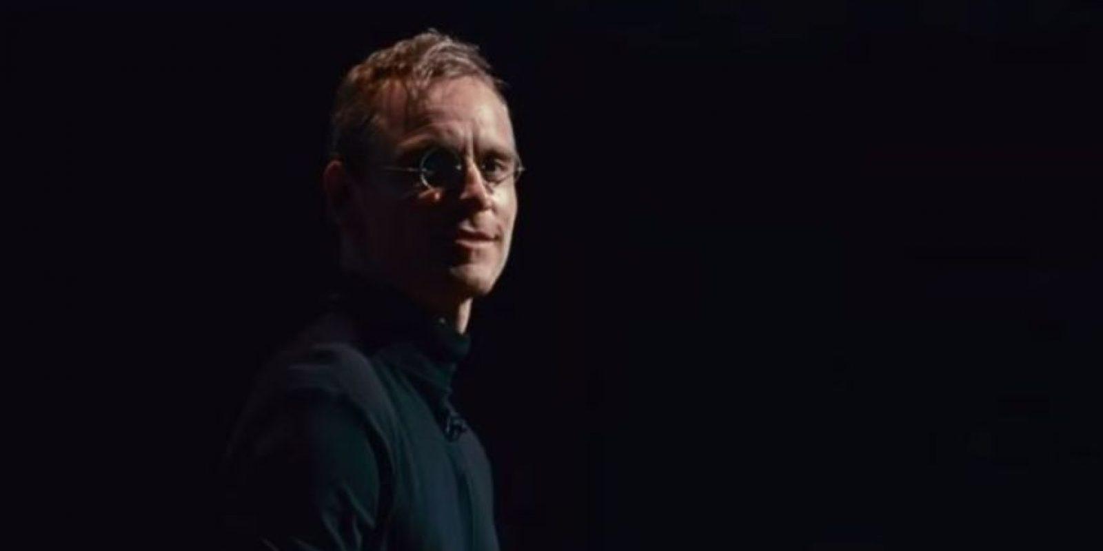 Michael Fassbender interpretará al fundador de Apple. Foto:Universal Pictures