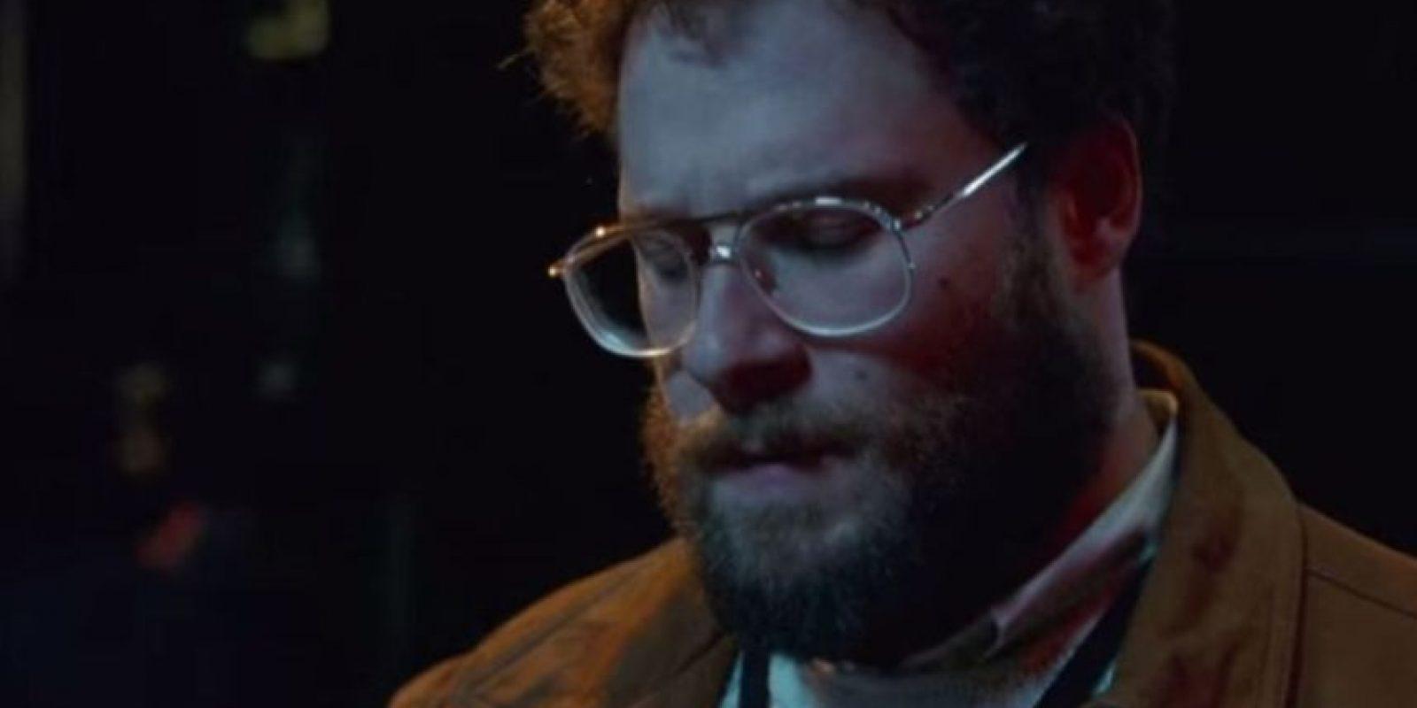 "Seth Rogen será ""Steve Wozniak"", cofundador de Apple. Foto:Universal Pictures"