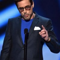 El actor Robert Downey Jr. Foto: Getty Images