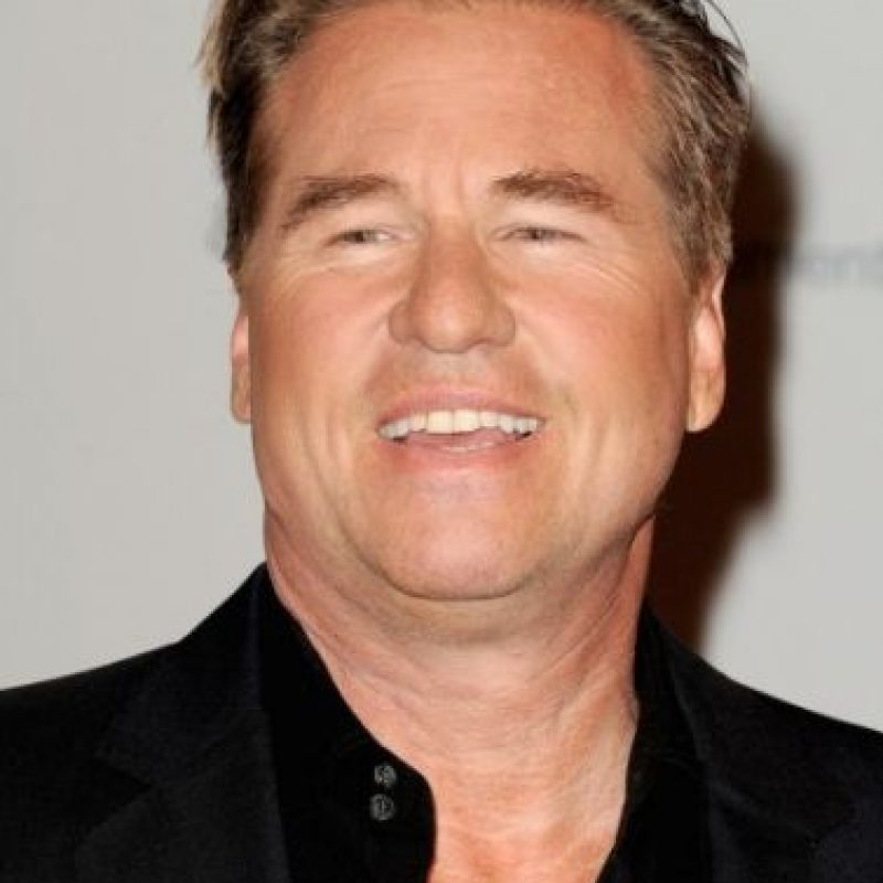El actor Val Kilmer. Foto: Getty Images