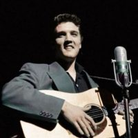La estrela de rock Elvis Presley. Foto: Getty Images