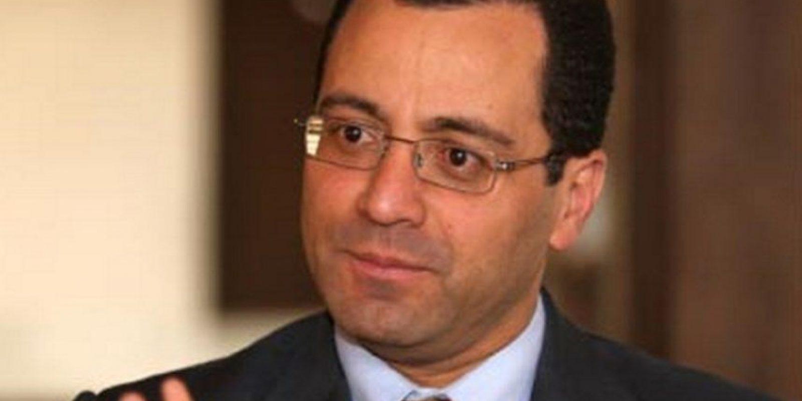 César Mauricio Velásquez, secretario de Prensa de la Presidencia en 2008. Foto:Tomada de minuto30.co