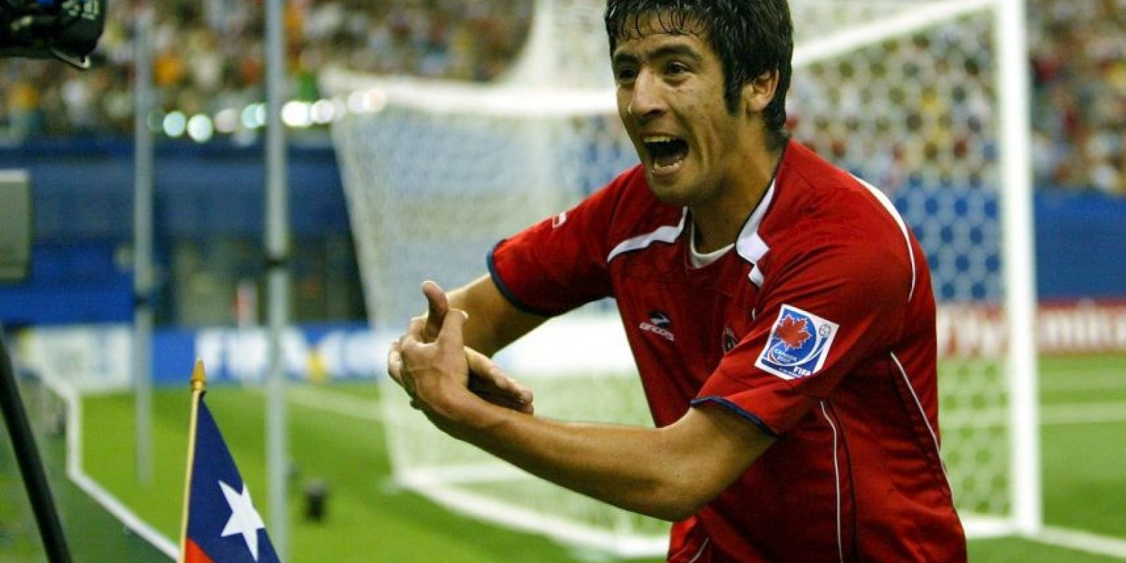 Mauricio Isla (2007) Foto: Getty Images