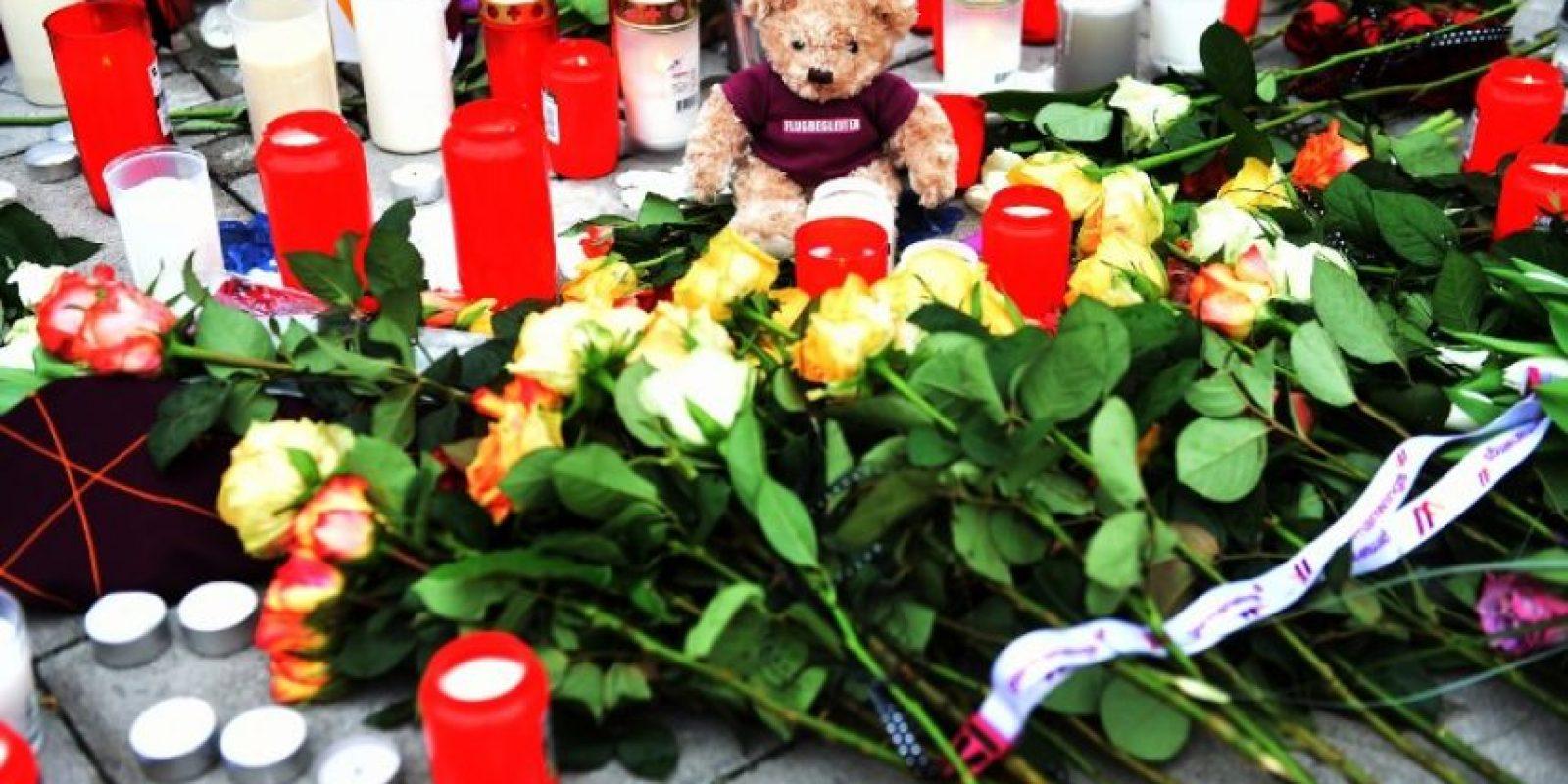 Se estrelló el 24 de marzo de 2015. Foto:AFP