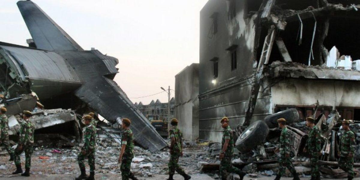 Un insólito error causó la muerte de 43 personas en accidente aéreo