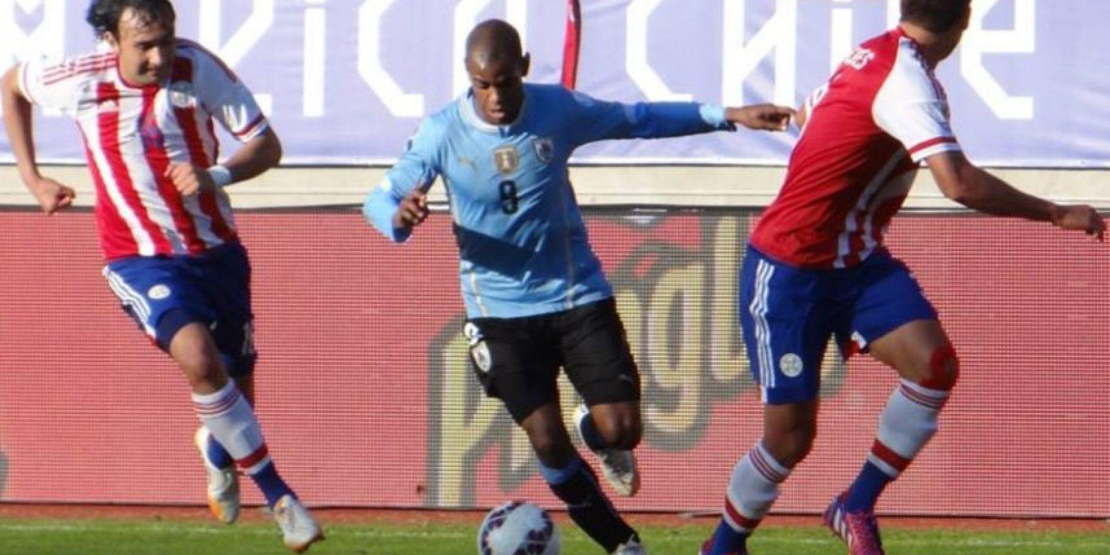6. Diego Rolán (Uruguay) Foto:Vía facebook.com/AUFoficial