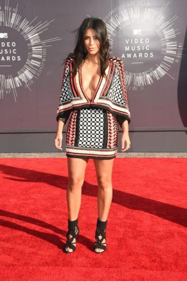 """Kim señaló en la entrevista que dentro de unos 20 años le gustaría ser recordada como una """"Sex symbol"""" Foto:Getty Images"""