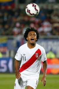 12. Yordy Reyna (Perú) Foto:Getty Images