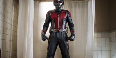 """""""Ant-Man"""" y su mentor, el """"Dr. Hank Pym"""", deberán proteger el secreto de la armadura. Foto:IMDb"""
