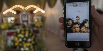En su interior viajaban 162 personas, 149 de Indonesia, tres de Corea del Sur, uno de Malasia, uno de Francia, una de Reino Unido y uno de Singapur. Foto:AFP