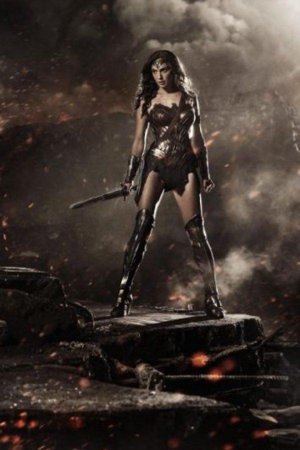 """""""La Mujer Maravilla"""" es una princesa guerrera amazona y es conocida en su tierra natal como """"La princesa Diana"""" de """"Themyscira"""". Foto:IMDb"""