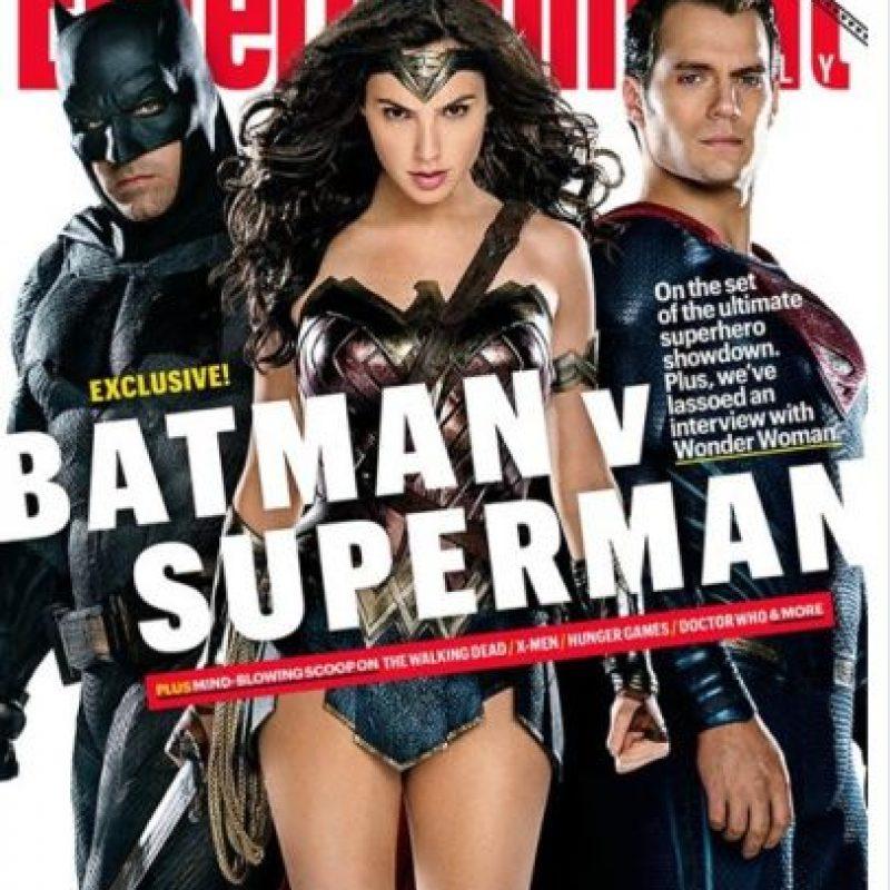 """La revista """"Entertainment Weekly reveló algunas imágenes de la cinta. Foto:Twitter/EW"""