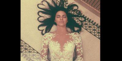 "Kendall Jenner. Dos millones 700 mil ""likes"" y 115 mil 749 comentarios Foto:Instagram"