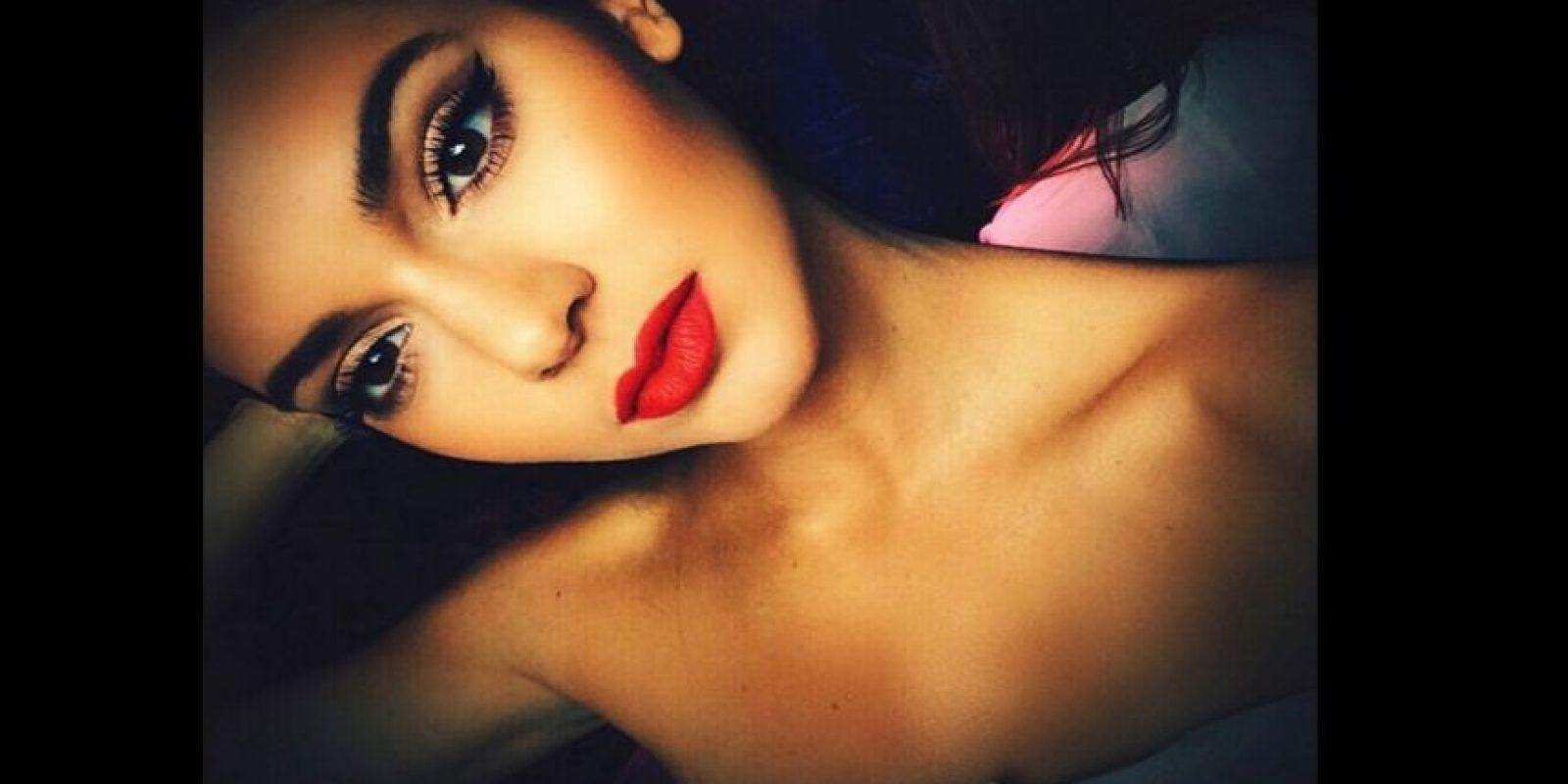 "Kendall Jenner. Un millón 500 mil ""likes"" y 189 mil 207 comentarios Foto:Instagram"