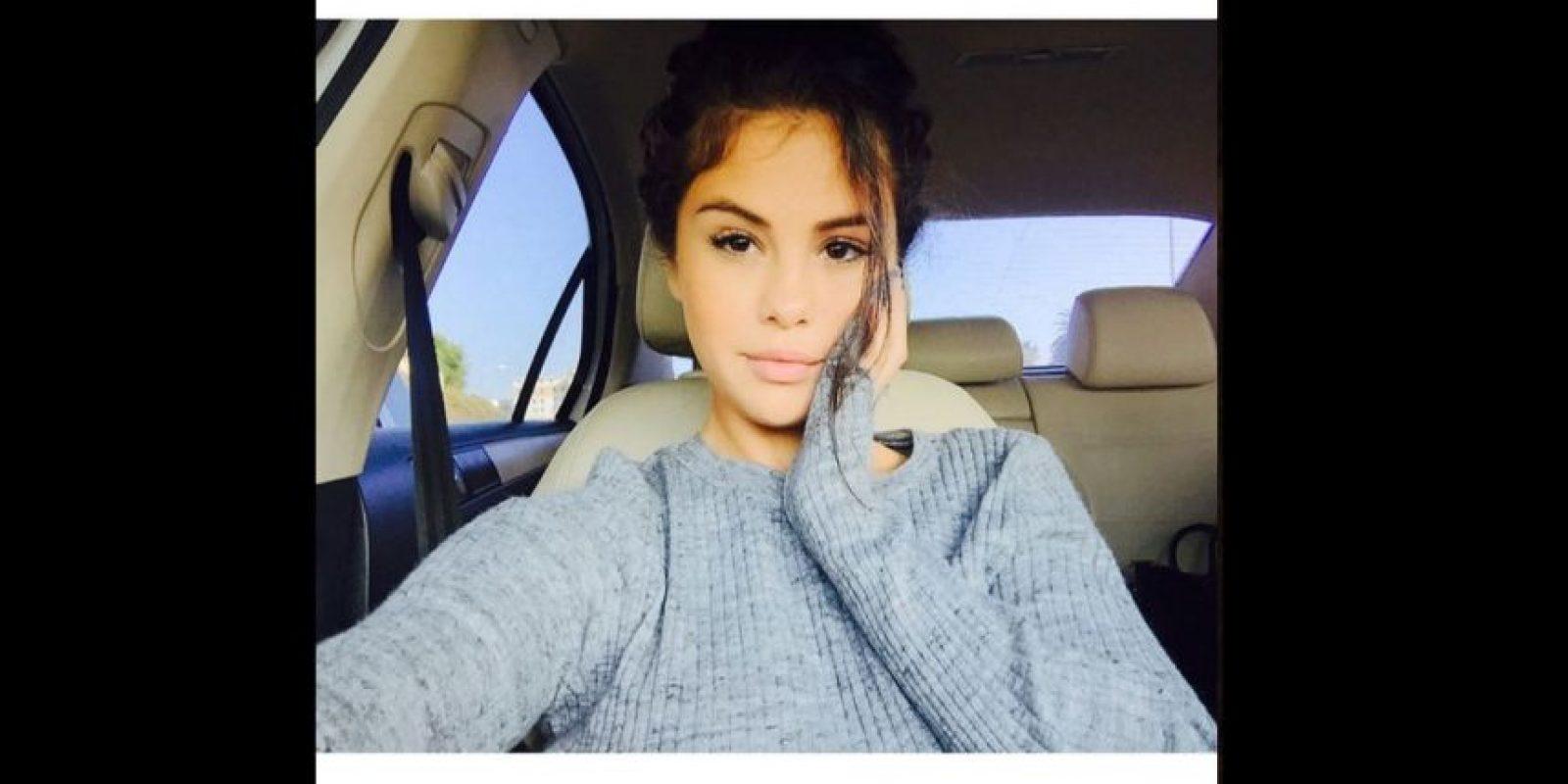 """Selena Gómez. Dos millones 200 mil """"likes"""" y 49 mil 354 comentarios Foto:Instagram"""