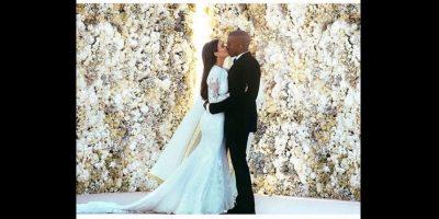 "Kim Kardashian. Dos millones 400 mil ""likes"" y 60 mil 926 comentarios Foto:Instagram"