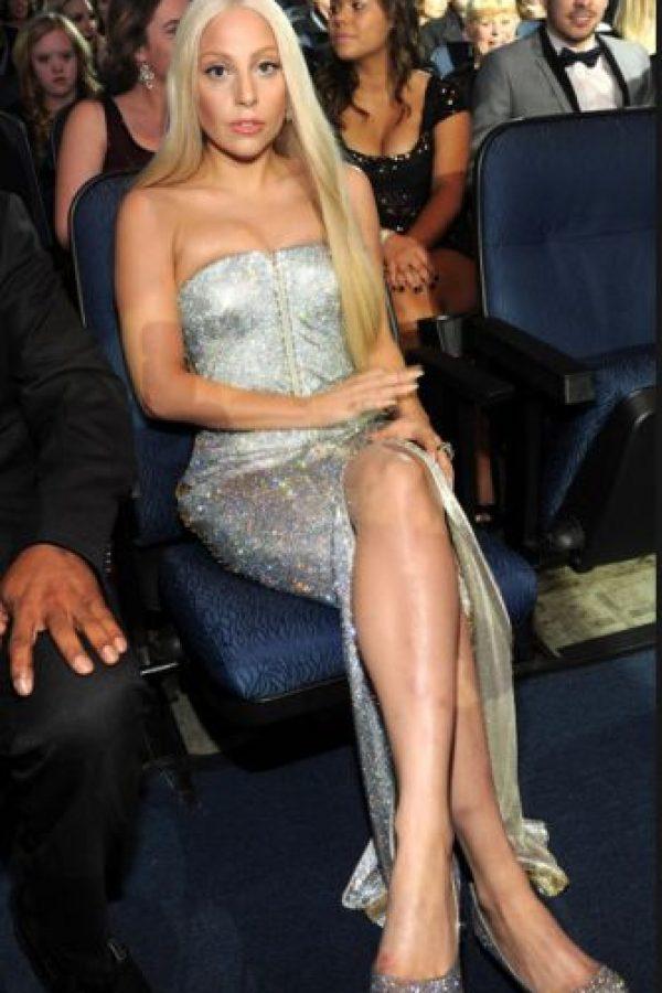 En un evento de gala. Foto:vía Getty Images