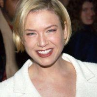 Renee Zellweger tenía una cara particular. Foto:vía Getty Images