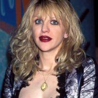 Courtney Love ya era así en los 90. Foto:vía Getty Images
